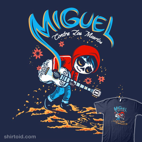 Miguel vs. The Dead