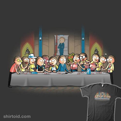 Morty's Dinner