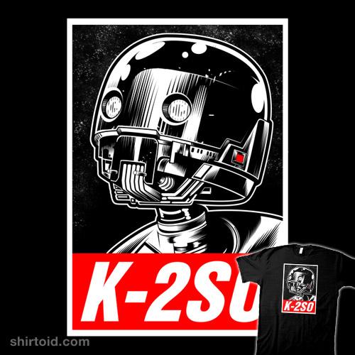 Obey K-2SO