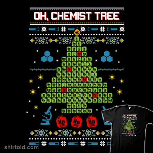 Oh, Chemist Tree!
