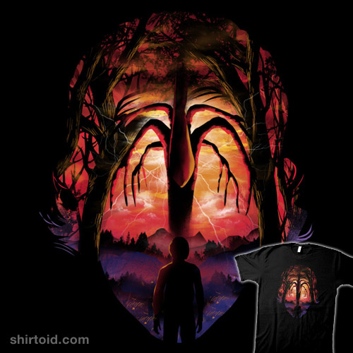 shadow monster shirtoid