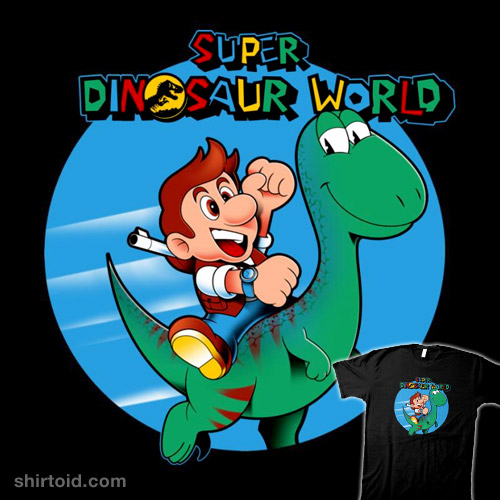 Super Dinosaur World