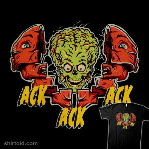 Total Ack Ack Ack