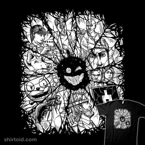 Dark Refractions