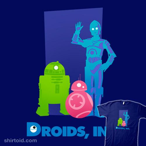 Droids, Inc.
