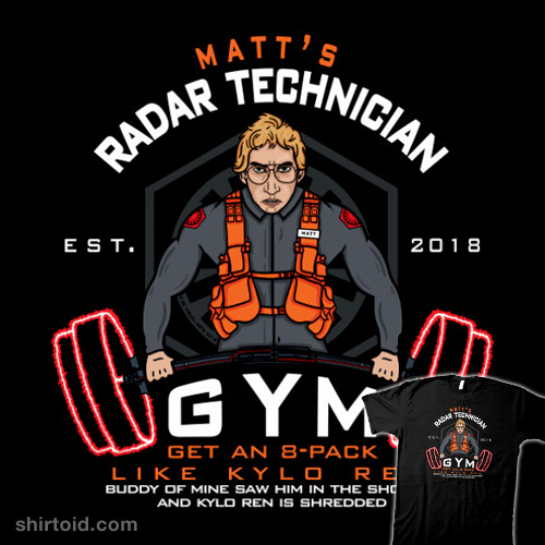 Matt's Radar Technician Gym
