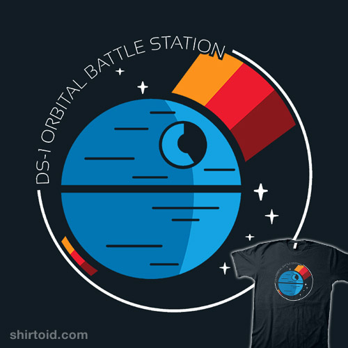 Orbital Battle Station