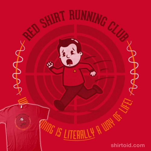 Red Shirt Running Club