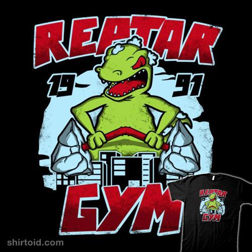 Reptar Gym