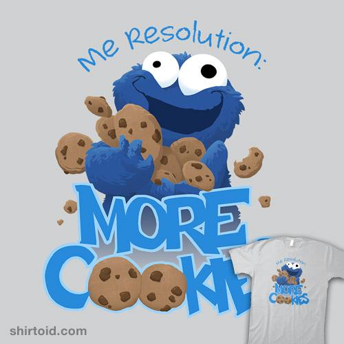 Resolute Cookie
