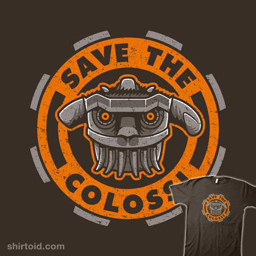 Save the Colossi
