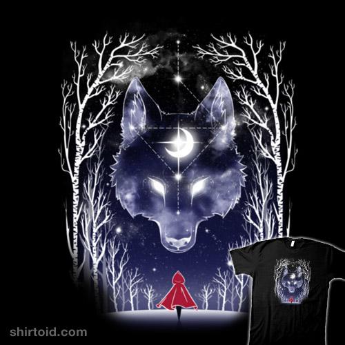 Starry Sky Wolf