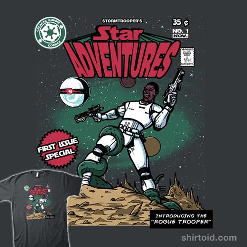 Stormtrooper's Star Adventures