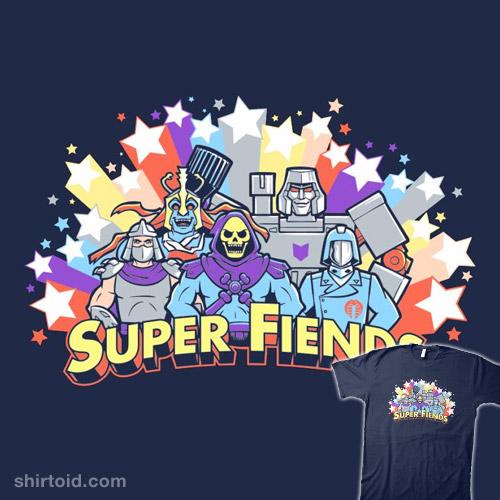 Super Fiends