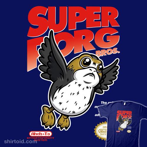Super Porg Bros v2