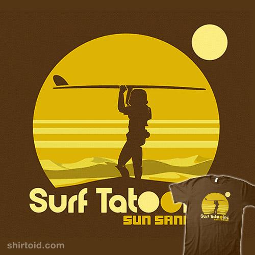 Surf Tatooine