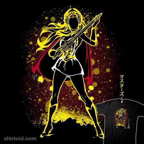 The Princess of Power