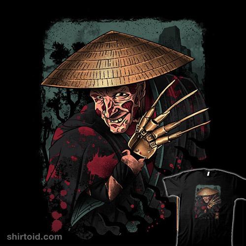 The Samurai Dreamer
