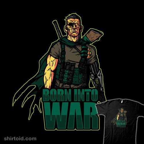 Born Into War