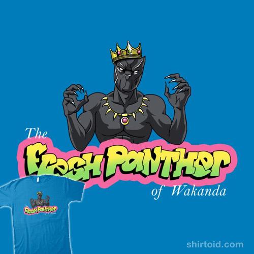 Fresh Panther
