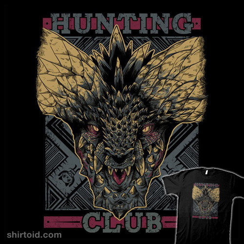 Hunting Club: Nergigante