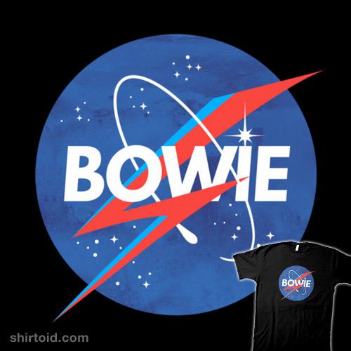Iconic Starman