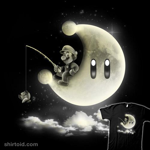 It's a dream, Mario