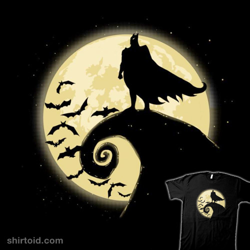 Nightmare Before The Bat