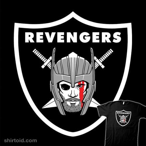 Odinsons Revengers