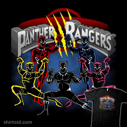 Panther Rangers
