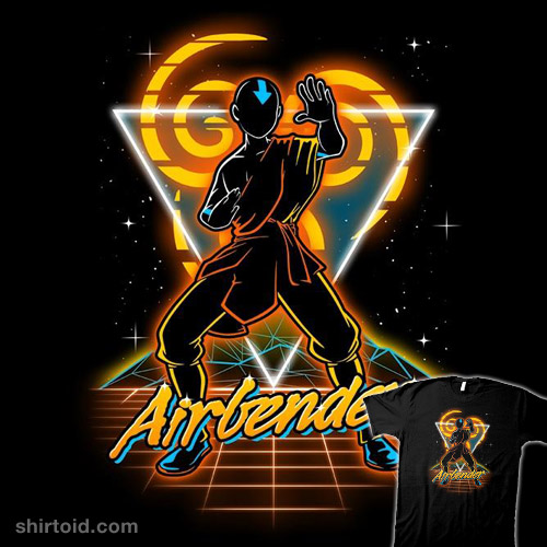 Retro Airbender