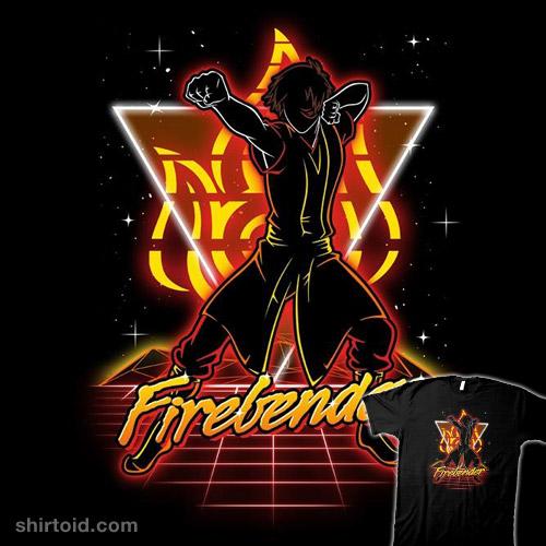 Retro Firebender