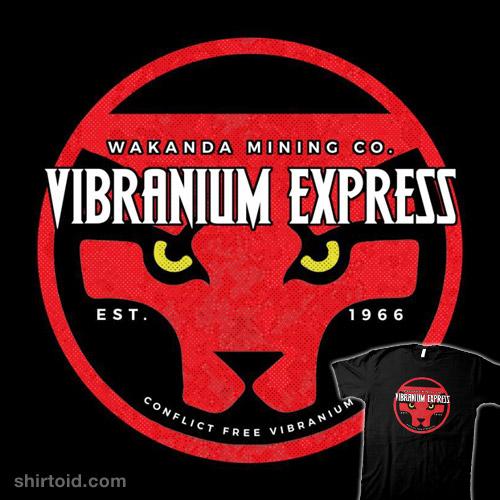 Vibranium Express