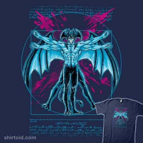 Vitruvian Devil