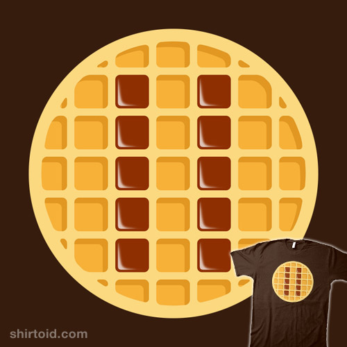 Waffles Are Bitchin