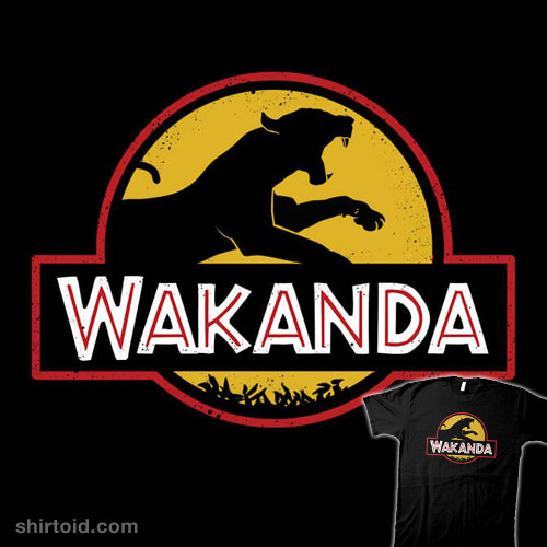Wakanda Park