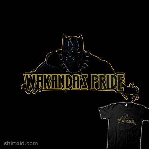 Wakanda's Pride