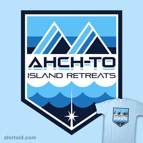 Ahch-To Island Retreats