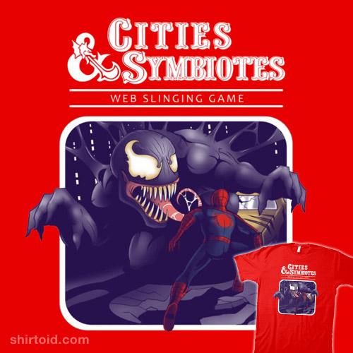 Cities & Symbiotes