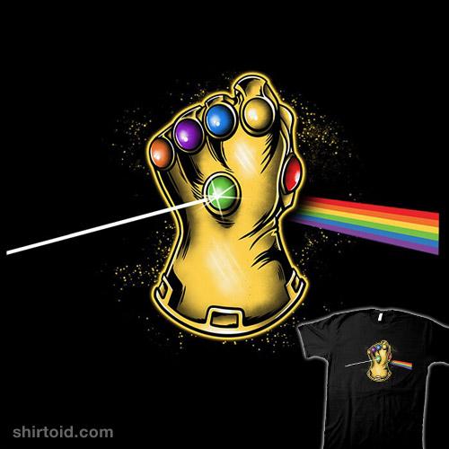 Dark Side of the Stones