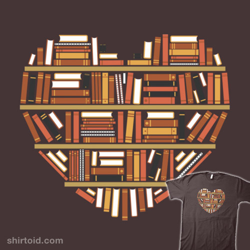 I Heart Books
