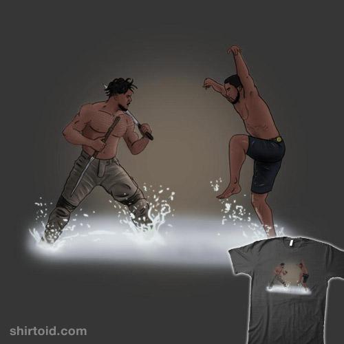 Karate T'Challa