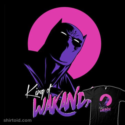 King of Wakanda