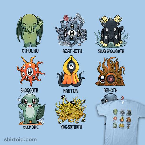 Lovecraft Demons
