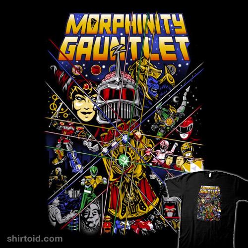 Morphinity Gauntlet
