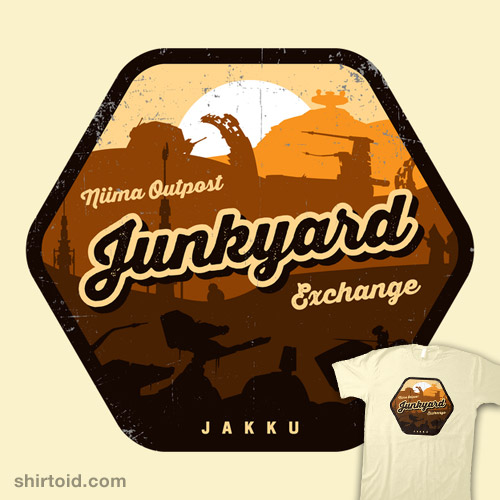 Niima Junkyard Exchange
