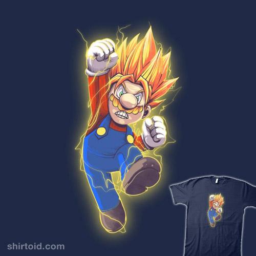Super Mario Saiyan