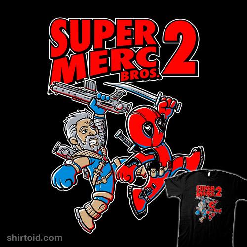 Super Merc Bros 2