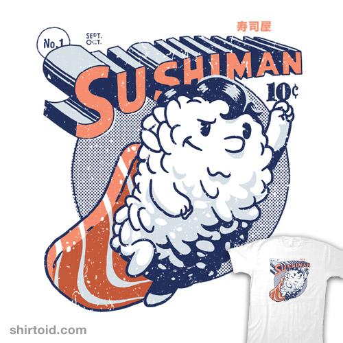 Sushiman – Sushi Lover