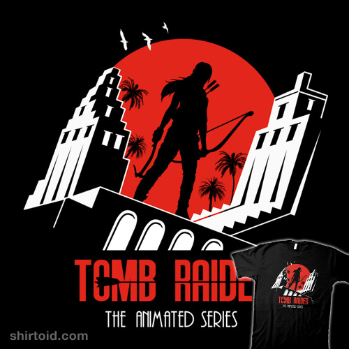 The Animated Tomb Raider